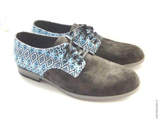 обувь на заказ, ручной работы, Yutar, туфли мужские элитные