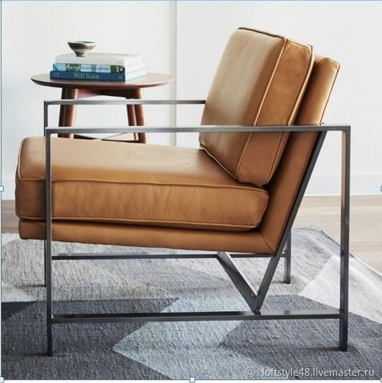Кресло в стиле Лофт, Кресла, Липецк,  Фото №1