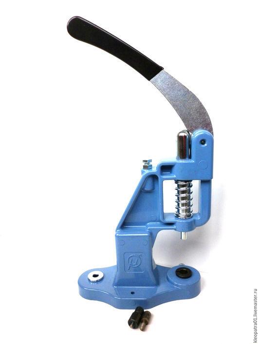 Другие виды рукоделия ручной работы. Ярмарка Мастеров - ручная работа. Купить Пресс для установки фурнитуры  ТЕР-2. Handmade.