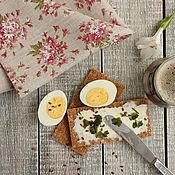 Для дома и интерьера ручной работы. Ярмарка Мастеров - ручная работа Комплект столовых салфеток. Handmade.