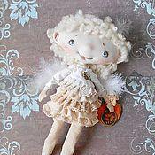 Куклы и игрушки ручной работы. Ярмарка Мастеров - ручная работа Чудо в перьях. Handmade.