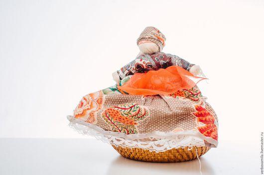 Народные куклы ручной работы. Ярмарка Мастеров - ручная работа. Купить Кукла Очистительная. Коккетка в народном стиле. Handmade. Рыжий