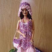 Куклы и игрушки ручной работы. Ярмарка Мастеров - ручная работа Мода 30-х. Handmade.