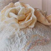 Цветы и флористика handmade. Livemaster - original item Felted flowers