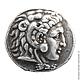 Монета Александра Македонского 336-323 до н.э. Прообраз нашей работы.