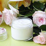 Косметика ручной работы handmade. Livemaster - original item Anti-aging cream with AVOCADO and MONA DE TAHITI. Handmade.