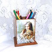 Канцелярские товары handmade. Livemaster - original item Pencil Ballerinas. Handmade.