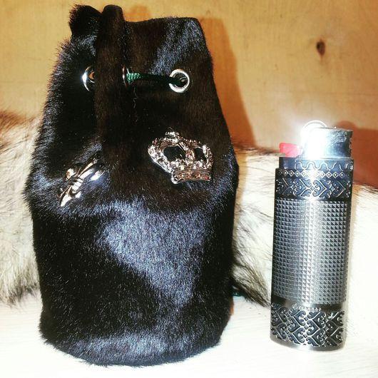 Новый год 2017 ручной работы. Ярмарка Мастеров - ручная работа. Купить Мешочек для подарков из пони. Handmade. Мешочек для подарка