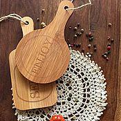Для дома и интерьера ручной работы. Ярмарка Мастеров - ручная работа Набор для сервировки. Handmade.