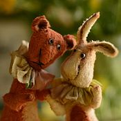 Куклы и игрушки ручной работы. Ярмарка Мастеров - ручная работа треугольное... Handmade.