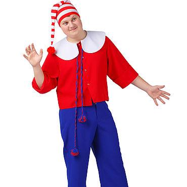 """Одежда ручной работы. Ярмарка Мастеров - ручная работа Карнавальный костюм """"Буратино"""". Handmade."""