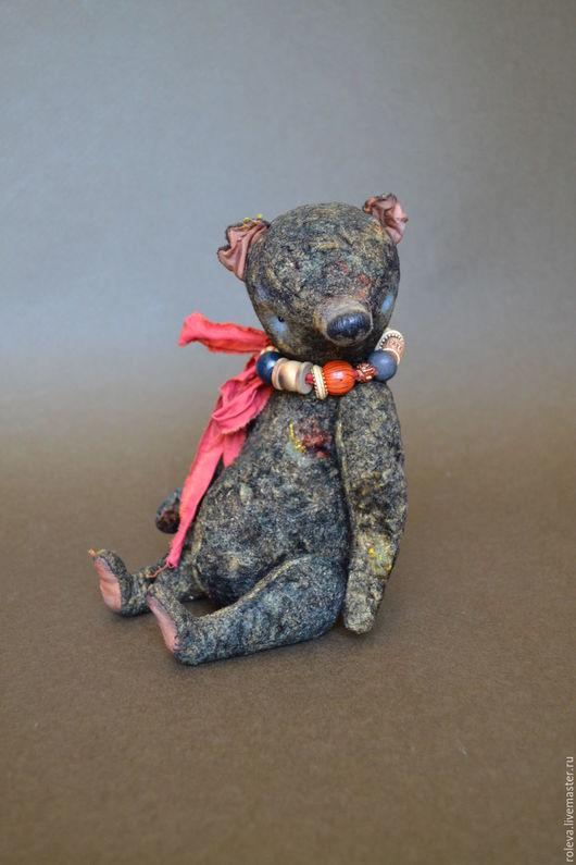Мишки Тедди ручной работы. Ярмарка Мастеров - ручная работа. Купить Селиван. Handmade. Хаки, мишки тедди, медвежонок, опилки