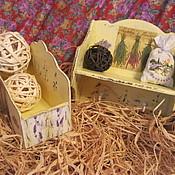 Для дома и интерьера ручной работы. Ярмарка Мастеров - ручная работа набор для кухни,,в деревню,в деревню,,-10% на вешалку. Handmade.