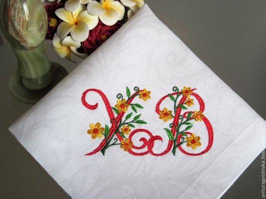 Вышитые Салфетки Пасха - прекрасный подарок к Пасхе.