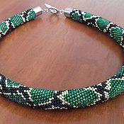Украшения handmade. Livemaster - original item Snake. Handmade.