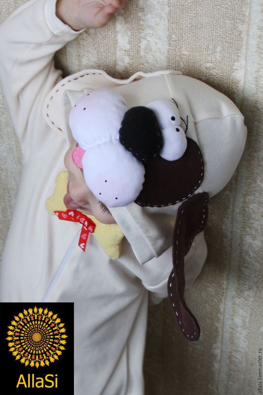 Карнавальные костюмы ручной работы. Ярмарка Мастеров - ручная работа. Купить Костюм Собачки карнавальный, трикотаж хлопковый, авторский дизайн. Handmade.