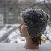 Аксессуары handmade. Livemaster - original item Hat with earflaps felted