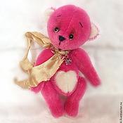 Куклы и игрушки ручной работы. Ярмарка Мастеров - ручная работа Мишка  Тедди Адам. Handmade.