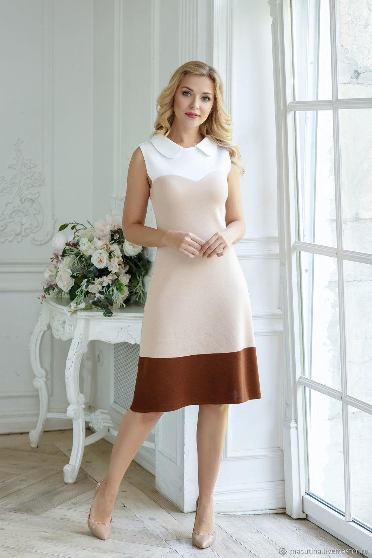 Dress 'Chocolate variety', Dresses, St. Petersburg,  Фото №1