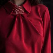 Платья ручной работы. Ярмарка Мастеров - ручная работа Платье Адель. Handmade.