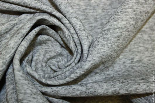 Шитье ручной работы. Ярмарка Мастеров - ручная работа. Купить Трикотаж пунтомилано двусторонний, 1390руб-м. Handmade. Итальянская ткань