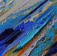 """Картина маки павлин """"Гордая Стать"""" холст, масло. Картины. ЯРКИЕ КАРТИНЫ Наталии Ширяевой. Ярмарка Мастеров. Фото №6"""