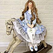 Куклы и игрушки ручной работы. Ярмарка Мастеров - ручная работа Хранительница семейного очага. Handmade.