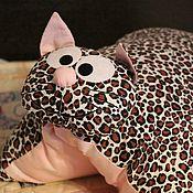 Для дома и интерьера ручной работы. Ярмарка Мастеров - ручная работа подушка-игрушка. Handmade.