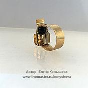Украшения handmade. Livemaster - original item The ring is a Gold mine. Handmade.
