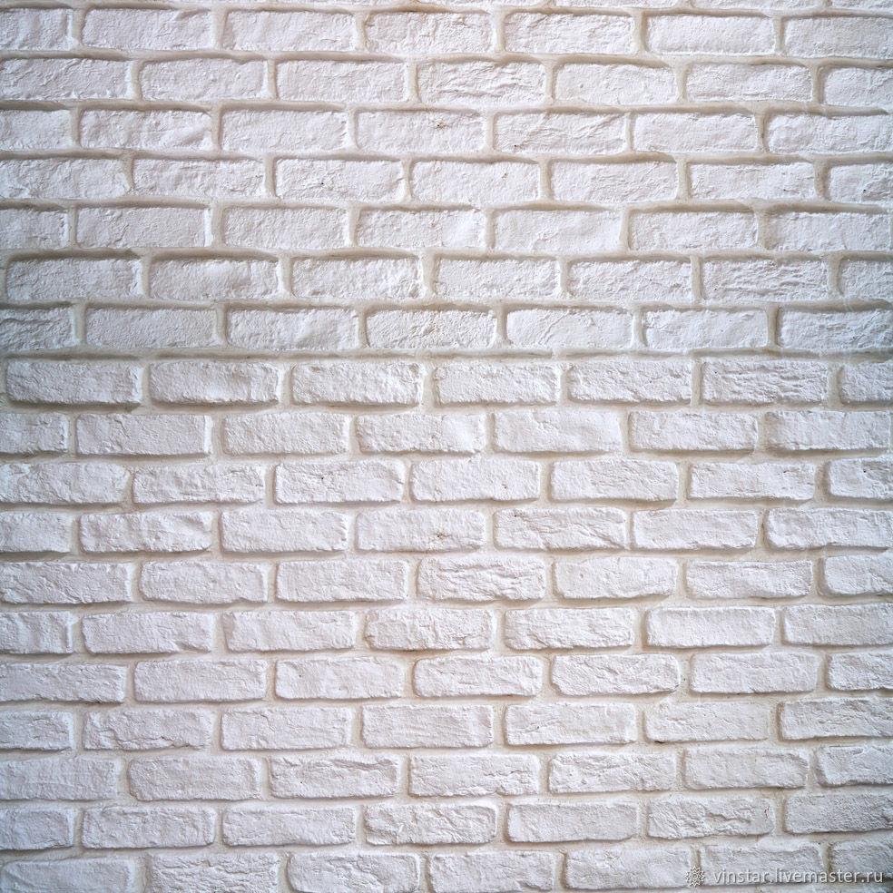 кирпичная белая стена фото виды