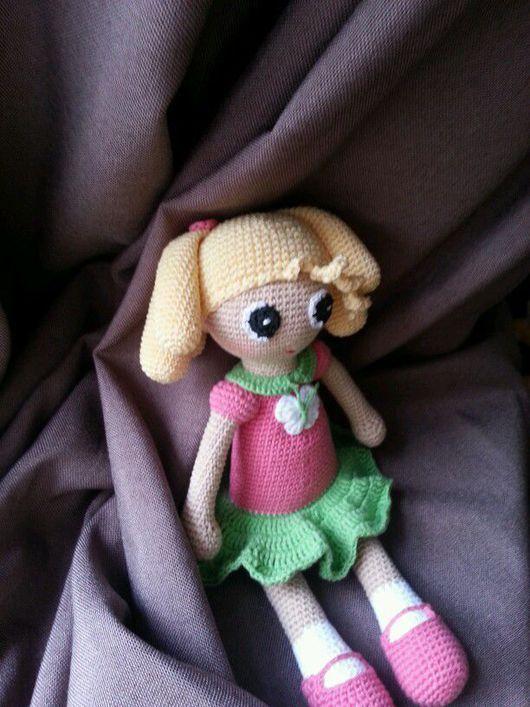 """Куклы-младенцы и reborn ручной работы. Ярмарка Мастеров - ручная работа. Купить Куколка """"Цветочек"""". Handmade. Кукла ручной работы"""