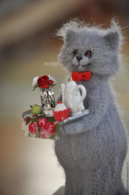 С Добрым утром, котенок! - гиф анимация 57