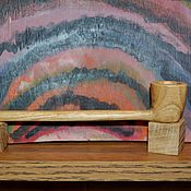 Сувениры и подарки handmade. Livemaster - original item A copy of the product Smoking pipe The Lord of the Rings Hobbits (small). Handmade.
