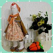 Куклы и игрушки ручной работы. Ярмарка Мастеров - ручная работа Зайка Тильда. Handmade.