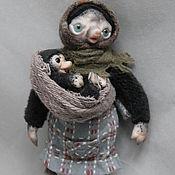 Куклы и игрушки ручной работы. Ярмарка Мастеров - ручная работа Кротики. Handmade.
