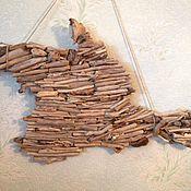 Для дома и интерьера handmade. Livemaster - original item Driftwood Crimea. Handmade.