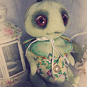 Куклы и игрушки ручной работы. Ярмарка Мастеров - ручная работа Жукашечка. Handmade.
