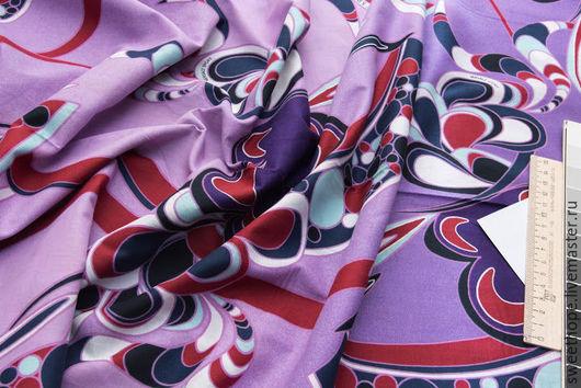 Шитье ручной работы. Ярмарка Мастеров - ручная работа. Купить Рубашечный хлопок VersaceSport. Handmade. Хлопок, плотный, юбки