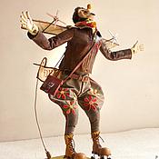 """Куклы и пупсы ручной работы. Ярмарка Мастеров - ручная работа Арткукла. """"А мне летать охота"""". Handmade."""