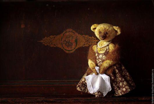 Мишки Тедди ручной работы. Ярмарка Мастеров - ручная работа. Купить мишка Тедди. Handmade. Медведи, тедди медведи, медведица