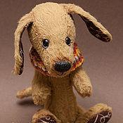 Куклы и игрушки ручной работы. Ярмарка Мастеров - ручная работа Щенок Дора. Handmade.