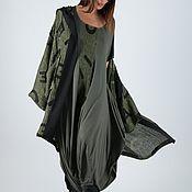 handmade. Livemaster - original item Stylish women`s suit, jumpsuit and vest -SE0223TRLE. Handmade.