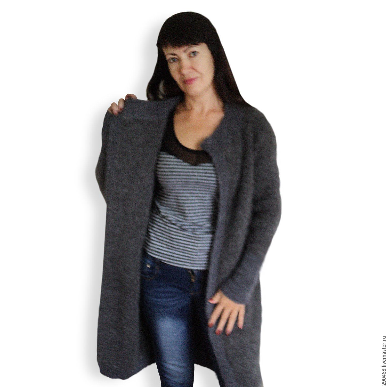 Cardigans handmade. Livemaster - handmade. Buy Top down cardigan Classic.Stylish, handmade to purchase, women's jacket