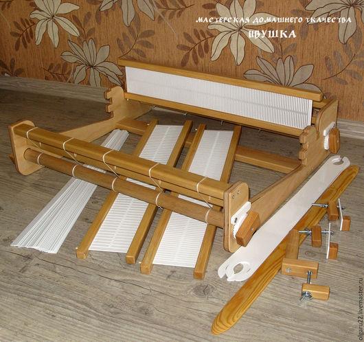 Другие виды рукоделия ручной работы. Ярмарка Мастеров - ручная работа. Купить Ткацкий станок (60см). Handmade. Ткацкий станок