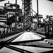 Фотокартины ручной работы. Ярмарка Мастеров - ручная работа Фотокартины: Мост Понти-ди-Дон-Луиш I. Handmade.