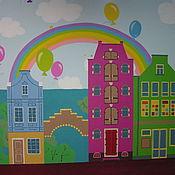 """Картины и панно ручной работы. Ярмарка Мастеров - ручная работа """"Голландия"""". Handmade."""