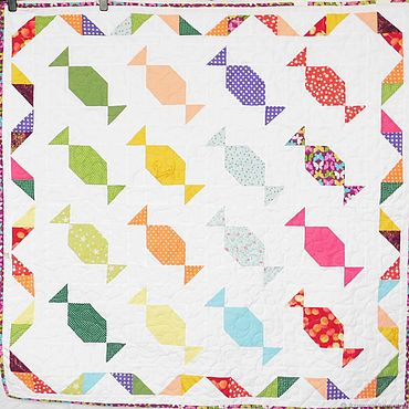 Works for children handmade. Livemaster - original item Children`s patchwork CARAMEL. Handmade.