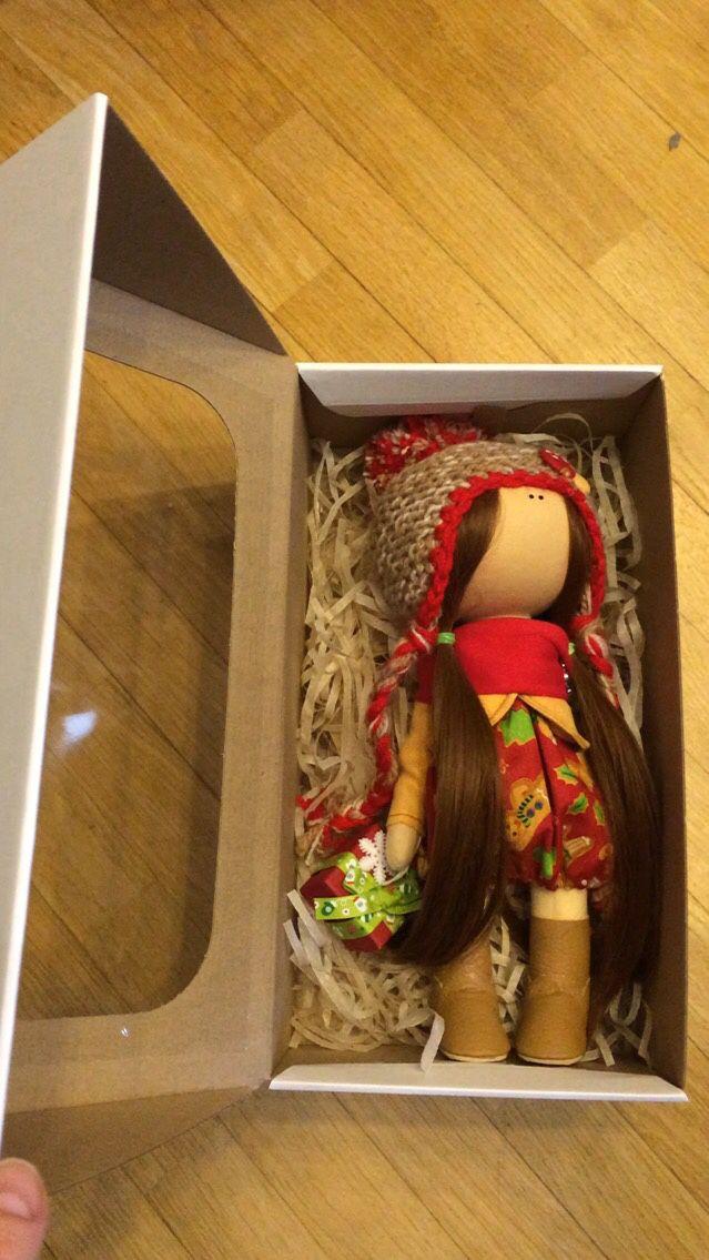 Коробочка для куклы