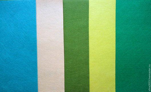 Набор фетра 1мм 20цветов 30х30см