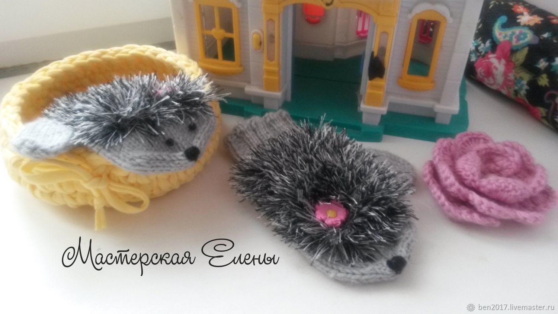 Варежки Ежики, Варежки, Балашиха, Фото №1